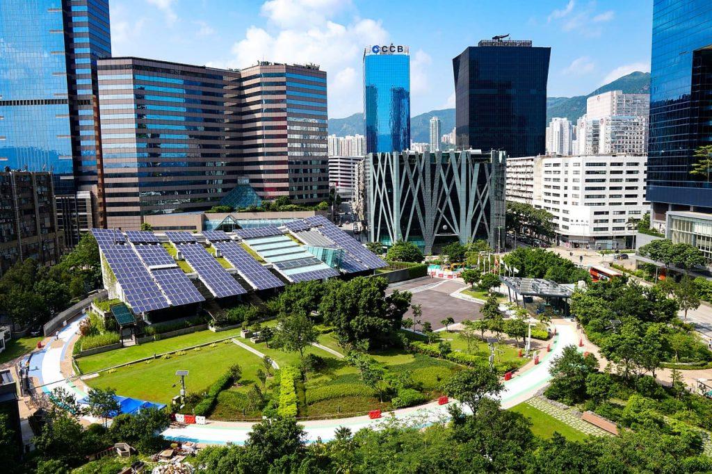 Zero Carbon Building de Hong Kong